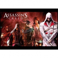 Постер «Assassin's Creed» #01